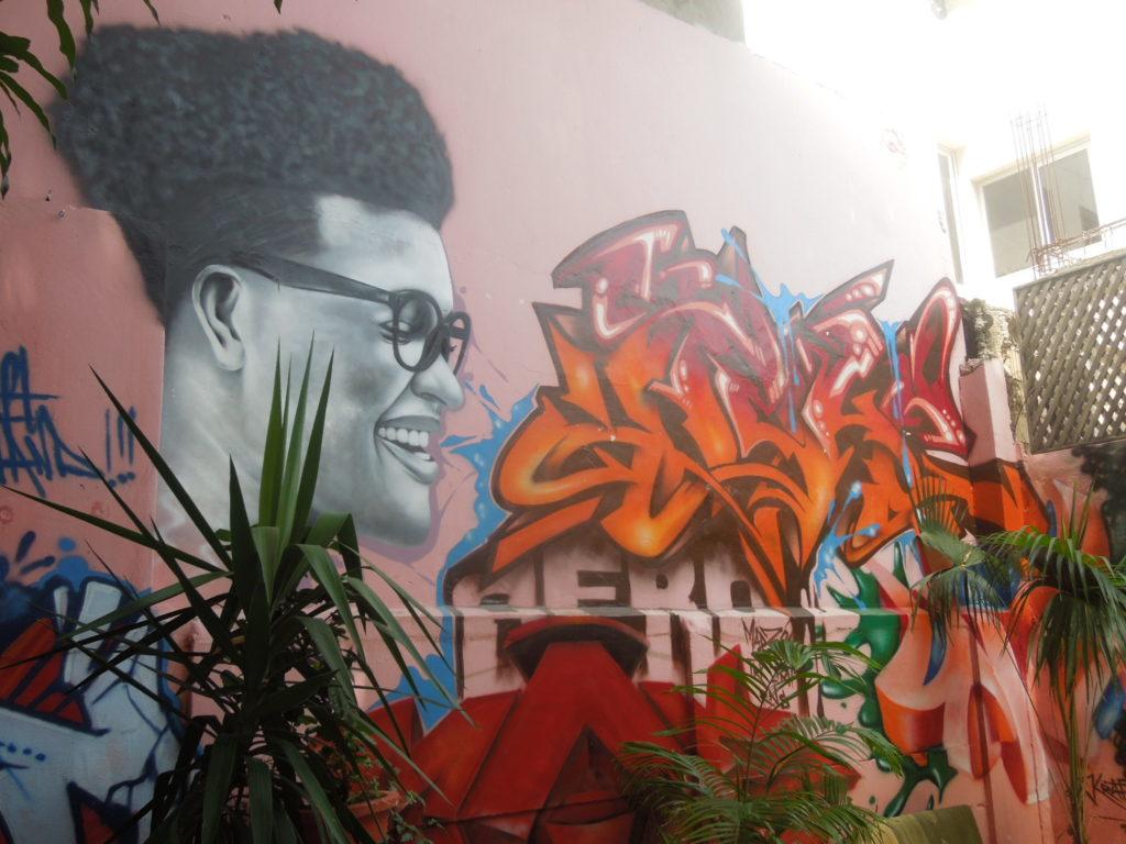 Wakh'Art Wall © Christian Elongue_Afropolitanis