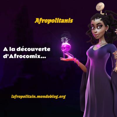A la découverte d'Afrocomix, application mobile avec des BD et animations made in Africa