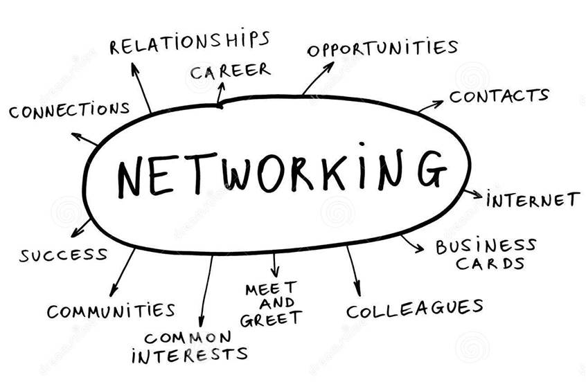 networking is a lifestyle